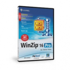 WinZip v21 Prof for Win (tömörítő program)