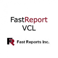 FastReport 6.x VCL Enterprise Edition Single License