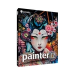 Corel Painter 2018 angol for PC/MAC Upgrade (Elektr. reg.)