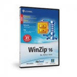 WinZip v25 for Win (tömörítő program)